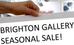 Grab A Bargain During Our Gallery Sale!