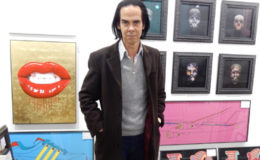 Spotted In The Gallery: Nick Cave