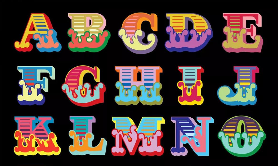 Ben Eine - Alphabet