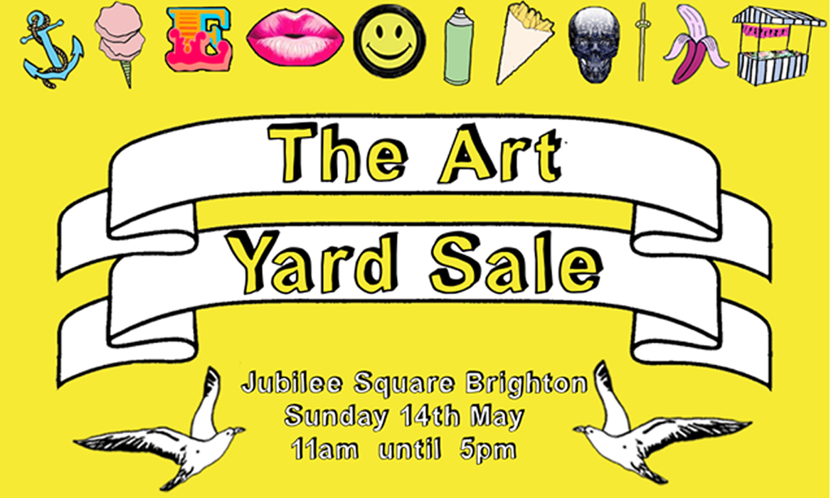 Art Yard Sale 2017