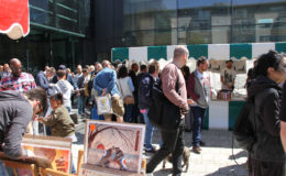 Art Yard Sale 2016 – What a day!