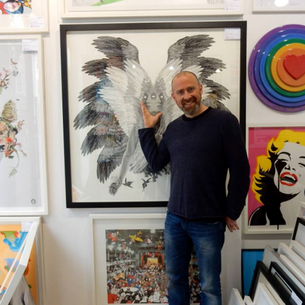 Dan Hillier - Brighton Gallery