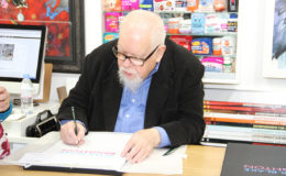 Peter Blake raffle at our artrepublic Brighton Gallery raises £2,290 for Middle Street School