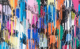 YBA at artrepublic: Ian Davenport's Colour Splat editions are here!