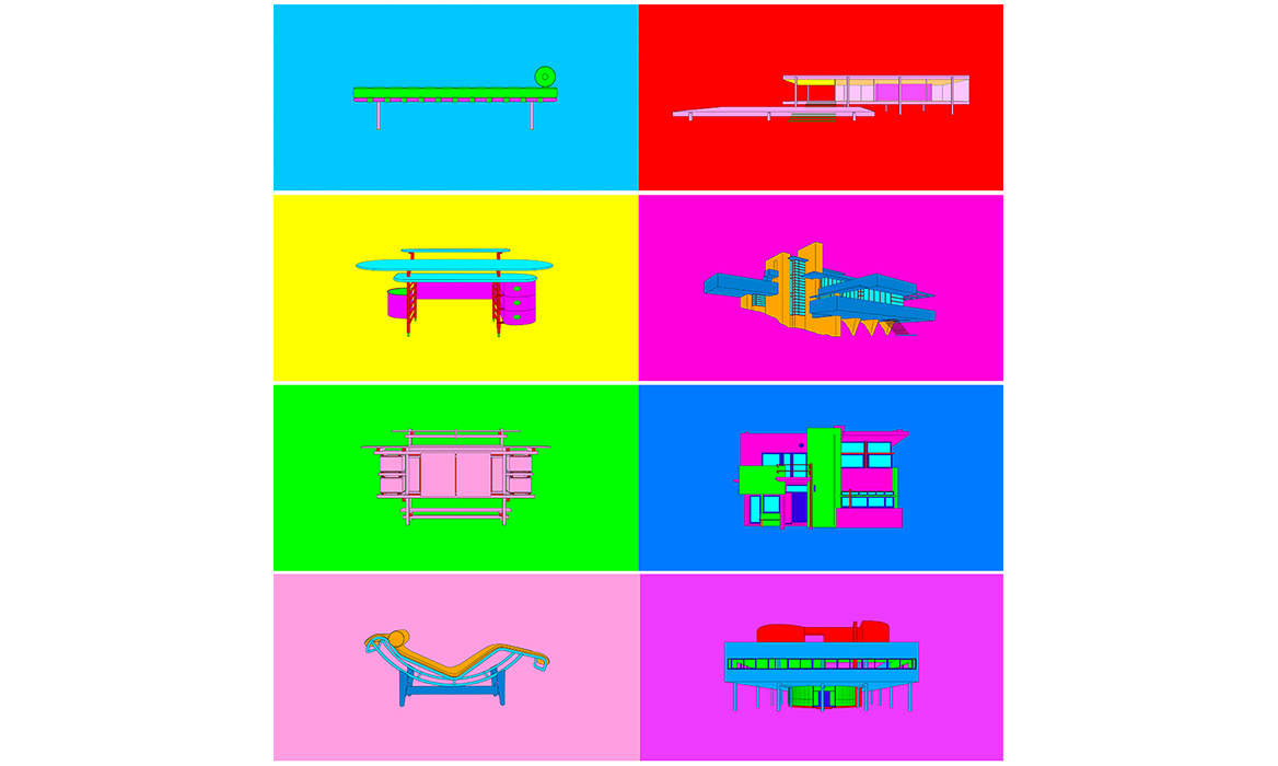 Design and Architecture 2017 by Michael Craig-Martin