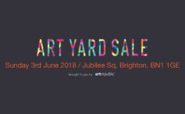 Come one, come all: Our annual Art Yard Sale is back, Sun 3rd June, 2018