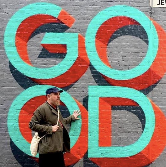 Brighton Street Art Tour with REQ