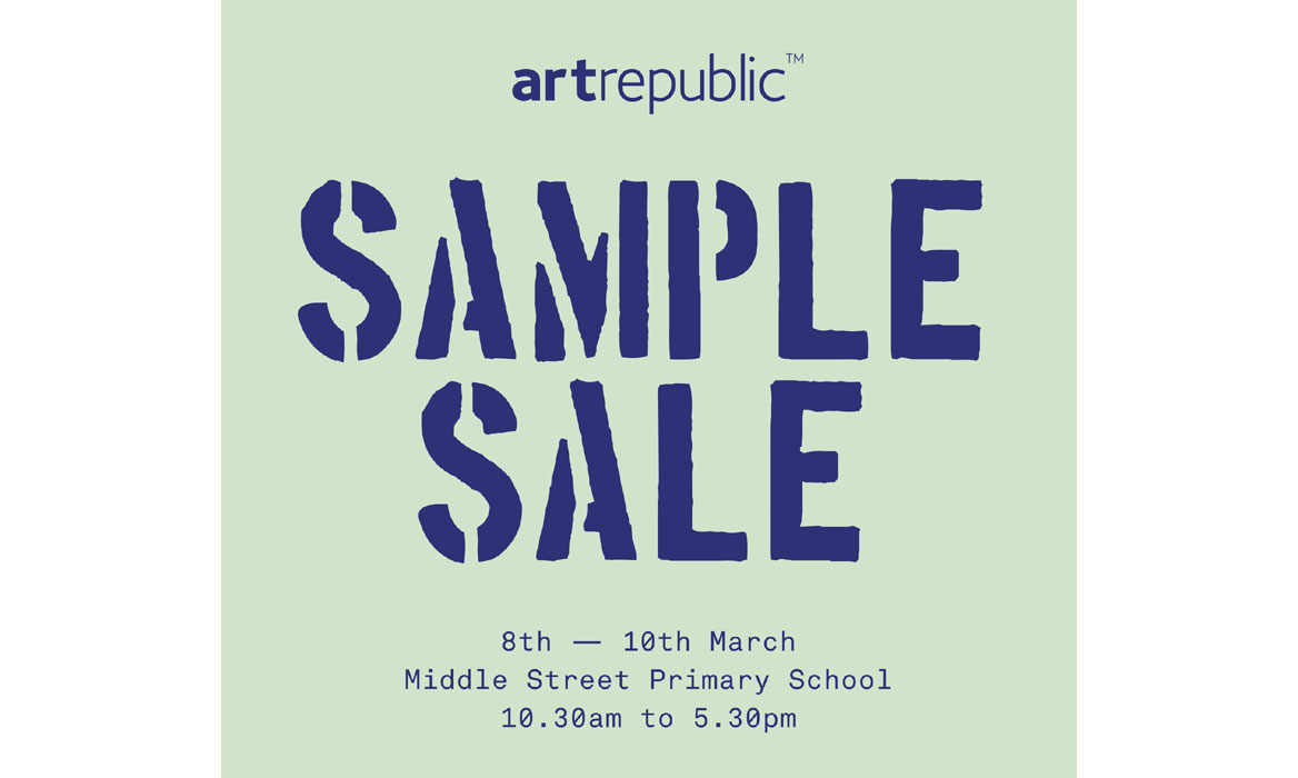 artrepublic Sample Sale
