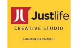 artrepublic support an art project for the homeless, Justlife Brighton