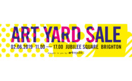 Buy affordable art at the eagerly anticipated 2019 Art Yard Sale
