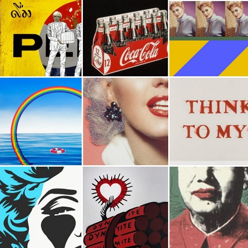 Peter Blake Sources of Pop Art