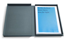 In The Darkest Hour There May Be Light. A Rare Box Set Curated by Damien Hirst